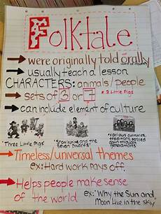 tale lesson 3rd grade 15011 folktales anchor chart made for third grade but can be used in all of elementary grades