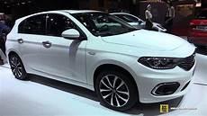 2017 Fiat Tipo 5 Door 1 6 Diesel Exterior And Interior