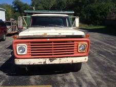Buy Used 1968 Ford F600 Old U Haul Truck In Milwaukee