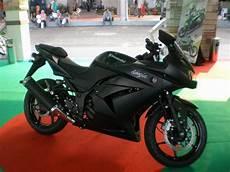 Kawasaki 250 Hitam Doff Rider S Personal