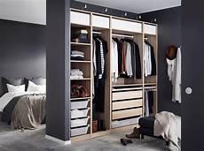 Pax Kleiderschrank In Schlafzimmer Integrieren Closets