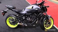 2017 Yamaha Fz 07 Walkaround 2017 Toronto Motorcycle