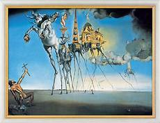 the temptation of st anthony dali painting for sale