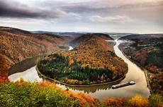 Beautiful Saar Loop Germany Breathtaking Landscapes