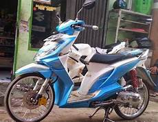 Modifikasi Beat Jari Jari by Modifikasi Honda Beat Velg Jari Jari Unik Sederhana
