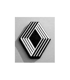 1972 Victor Vasarely Logo Renault Victor Vasarely Op