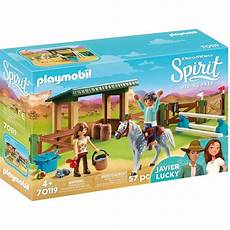 playmobil 70119 dreamworks spirit arena with lucky