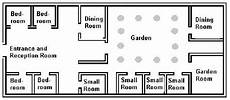 roman atrium house plan pin on history of the house