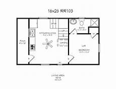 16x24 house plans 16x24 cabin floor plans windows 4 x 14 porch 190 bath
