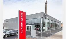 Das Neue Audi Zentrum Krefeld T 246 Lke Fischer Gruppe