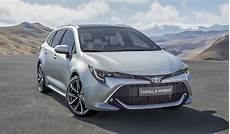 2019 Toyota Corolla Touring Sports Unveiled Ahead Of