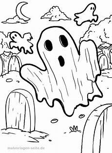 Ausmalbilder Geister Kostenlos Ausmalbilder F 252 R Kinder Malvorlage Geist Gespenst