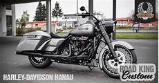 road king custom harley davidson hanau