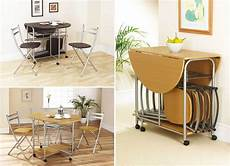 details about folding dining table and chairs space