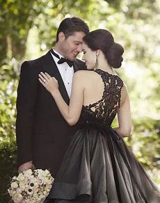 add drama to your bridal with these edgy black wedding the magazine