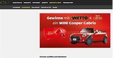 Auto Gewinnspiel Netto Und Mon Cheri Mini Cooper Cabrio