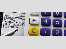 pay stub tax deductions