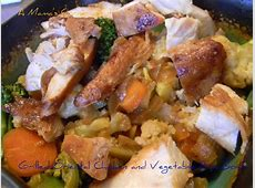grilled chicken breast with oriental marinade_image