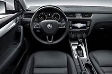 Skoda Octavia Rs Innenraum - 2019 skoda octavia rs interior efficient family car