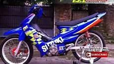 Modifikasi Smash 110 Road Race by Motor Suzuki Smash Modifikasi Free Best