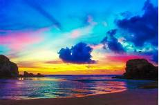 stunning britain breathtaking images show of multi coloured sky nature news express