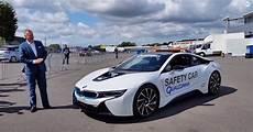 Bmw I8 Is The New Formula E Safety Car Autoevolution