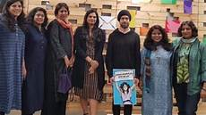 ceo dorsey slammed by users for posing with an anti brahmin poster mail today news