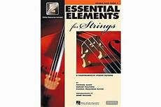 essential elements guitar essential elements for strings bass book 1 heid