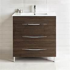 meuble vasque salle de bain profondeur meuble salle de bain 80 cm 3 tiroirs vasque c 233 ramique