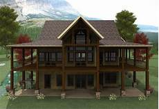 house plans with basements and wrap around porch 3 bedroom open floor plan with wraparound porch and