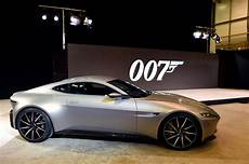 Bond Spectre Aston Martin Db10 Gallery And