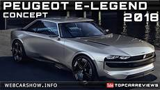 2018 peugeot e legend concept review rendered price specs release date