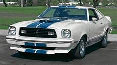 ford mustang 1974 1974 1978 ford mustang ii saved the mustang from