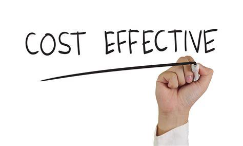 Cost Efficient