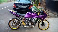 Modifikasi Kawasaki Rr by Modifikasi Kawasaki 150 Rr Anak Gaul Part 2