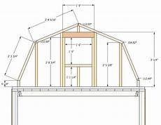 gambrel house plans gambrel roof barn house plans design home plans