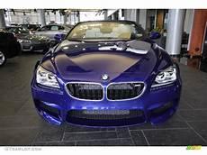 2012 san marino blue metallic bmw m6 convertible 65970752