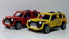 Lego Technic Mini Car