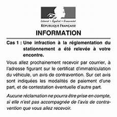 avis de contravention stationnement sans pv ville de di 233 des vosges stationnement
