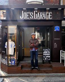 joes garage exclusive insights into joe s garage seoul s new premium
