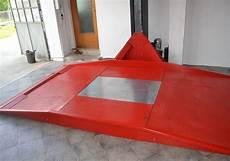 sollevatore auto box sollevatori auto per box portata 2 800 kg