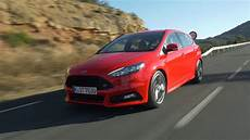 ford focus 2018 st 2018 ford focus st driving in automototv