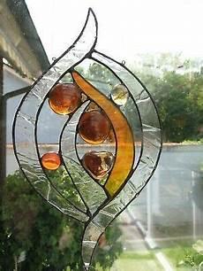Glas Glasbild Modern Fensterbild Fensterdeko
