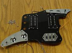 fender jaguar special hh loaded pickguard dual humbuckers