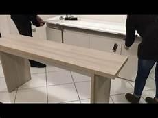 credenza con tavolo estraibile mobili trasformabili ness credenza con tavolo