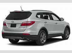 2015 Hyundai Santa Fe   Price, Photos, Reviews & Features