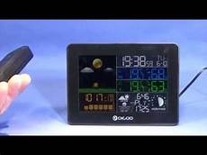 Digoo Th8622 Channels Color Screen Weather by The New Digoo Dg Th8868 Colour Screen Weather Station