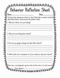 16 best images of stop and think behavior worksheet