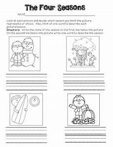 four seasons worksheets for grade 2 14879 the four seasons or second grade by lesson design