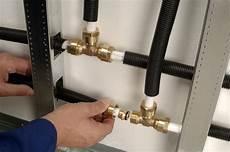wasserleitung verlegen kupfer neue trinkwasserleitungen verlegen